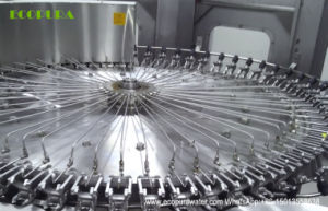4000b/H Small Bottle Water Filling Machine (3-in-1 Bottling HSG16-12-6) pictures & photos