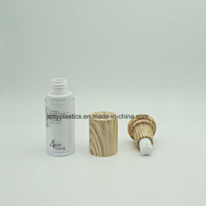 Acrylic Cosmetic Airless Pump Lotion Bottle Packaging pictures & photos