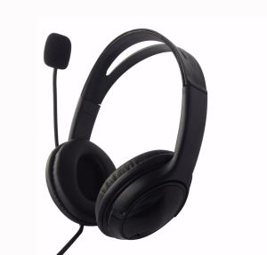 USB Headset with Mic for PC From Shenzhen Factory pictures & photos