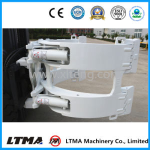 Ltma Ce 7ton Forklift Paper Roll Clamp Made in China pictures & photos