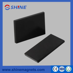 Coating Epoxy Rectangle Shaped Neodymium Magnet pictures & photos