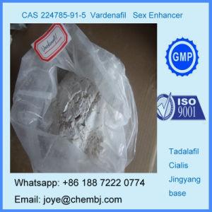 99% White Powder Levitre Sex-Enhancement Vardenafil CAS 224785-91-5 pictures & photos