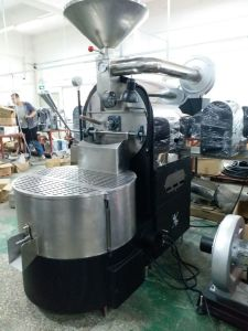 22lb Coffee Roaster/10kg Coffee Roasting Machine/10kg Commercial Coffee Roasters Equipment pictures & photos