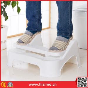 2017 Hot Sales Adjustable Plastic Toilet Stool Squat pictures & photos