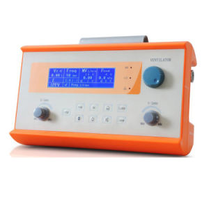 Good Quality Medical Portable Ventilator Resuscitation Automated pictures & photos