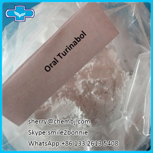 Steroid Powder Oral Turinabol 4-Chlorodehydromethyltestosterone for Bodybuilding pictures & photos