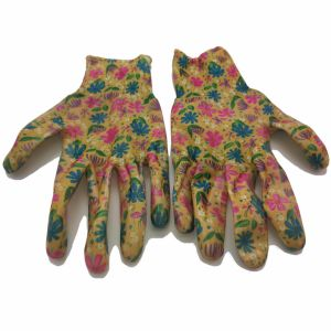 Comfortable and Beautiful Garden Gloves (FKS01) pictures & photos