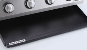 Gas Grills Two Burners Stainless Steel Burner Cover pictures & photos
