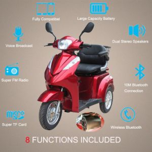 500W/700W Electric Bike for Disabled and Elder People pictures & photos