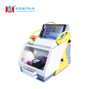 Fully Automatic Key Cutting Machine Sec-E9 English Version pictures & photos