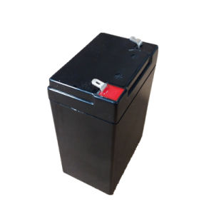 Small Size 12V 2.6ah Solar Battery for Security Backup System pictures & photos