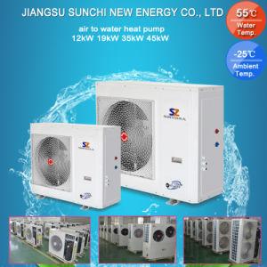 3.0kw 5.0kw 7.0kw 9.0kw Heating +Cooling Heat Pump Water Heater pictures & photos