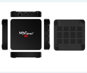 Smart Android Set-Top Box of Mxq PRO+ Quad Core Android TV Box pictures & photos