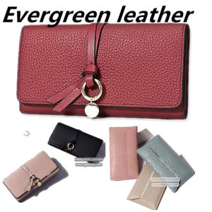 New Lady Purse Leather Wallet Woman Bags Fashion PU Clutch Bag (AL328) pictures & photos
