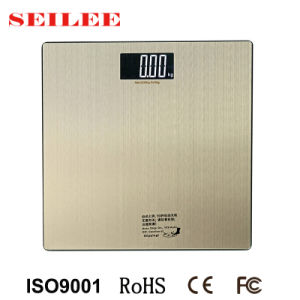 Electronic Household Bathroom Personal Weighing Scale pictures & photos