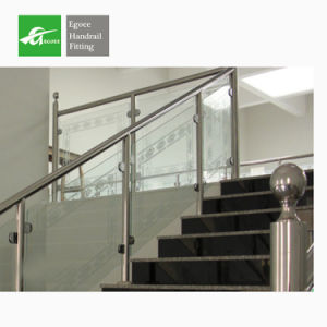 Die Casting Stainless Steel Interior Balustrade Handrails pictures & photos