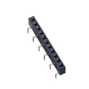 2.54 mm H = 5.0 mm Single Centipede Female Header