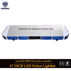 Generation 1 LED Ambulance Warning Light with Speaker (TBD-510L1S) pictures & photos