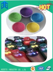 Colorful Pearlescent Pigment for Automoive pictures & photos