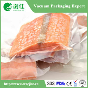 Food Plastic Bag PA PE Packaging Vacuum Sausage Vegetables Pouch Meat Fish Bag pictures & photos