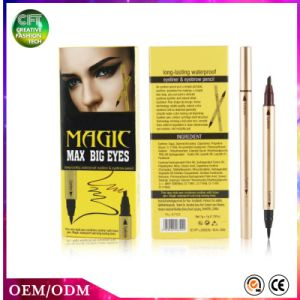 Special Offer Cosmetic Makeup Double-Ended Long Lasting Fast Dry Eyeliner Pencil pictures & photos