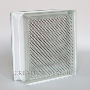 190*190*80mm Crystal Parallel Glass Block pictures & photos