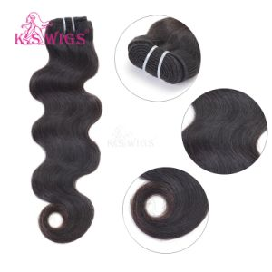 100% Unprocessed Top Quality Cambodian Virgin Human Hair Extension pictures & photos