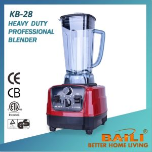 Heavy Duty Professional Blender, Multi-Functional Blender pictures & photos