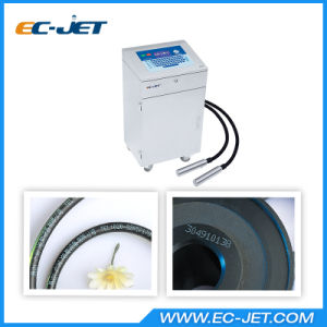Expirydate Coding Dual-Head Continuous Inkjet Printer for Cookie Can (EC-JET910) pictures & photos