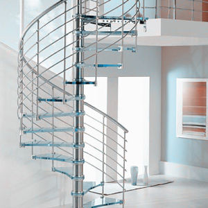 Customized Spiral Staircase Design Glass Spiral Stairs pictures & photos