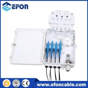 Caja De Distribucion 8 Puerto /Fiber Optical Splitter Distribution Box FTTH Box pictures & photos