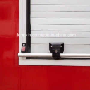 Fire Fighting Truck Aluminium Roll-up Shutter Door pictures & photos