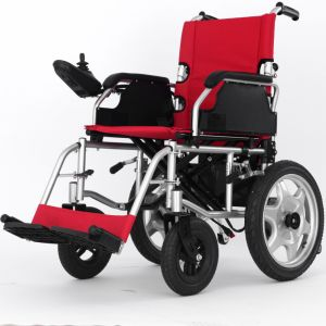 Mobility Power Wheelchair for Elderly with Cheap Price pictures & photos
