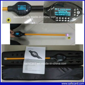 New Style 134.2kHz RFID Microchip Reader for Animal Management pictures & photos
