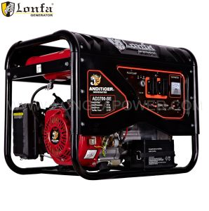 110V/60Hz 220V 3000W 3500W 3.5kw Keyed Quiet Gasoline Generator with EPA pictures & photos