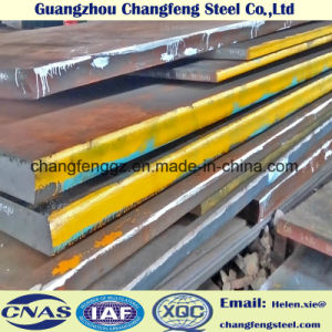 Hot Rolled steel Of Cold Work Die Steel O1, 1.2510 pictures & photos