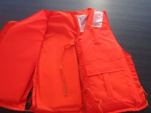 CCS, Ec Approved Cheap Marine Life Jacket pictures & photos