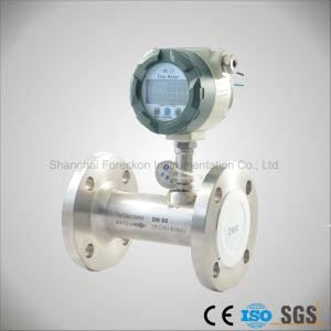 SS304 Turbine Gas Meter for High Temperature Air (JH-LWQ) pictures & photos