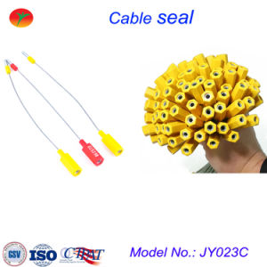Cable Seal (JY023C) , Metal Seals, Security Seals pictures & photos
