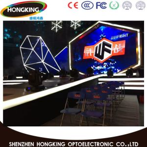 HD High Refresh P4.81 3840Hz Indoor LED Video Wall pictures & photos