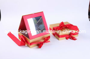 High Quality Cosmetic Box with Mirror pictures & photos