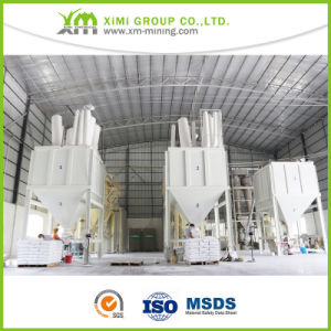 13-1.2um, Powder Coating Used, 96%+ Baso4 Powder, Natural Barium Sulphate pictures & photos