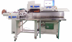 Automatic PV Wire Bulk Terminal Crimping Machine pictures & photos