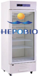 2 to 8 Degree 130L Upright Style Medical Refrigerator with Ce (HEPO-U130) pictures & photos