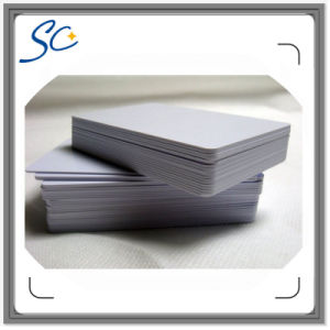 ISO Standard Blank RFID PVC ID Card for Business pictures & photos