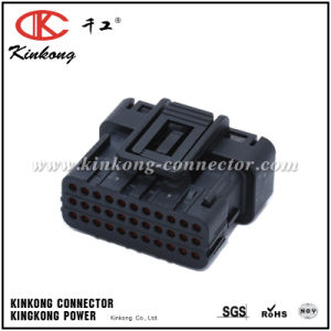 33 Pin Female Automobile ECU Pinheader Electrical Connectors 6188-0800 pictures & photos