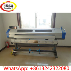 Large Format Flex Banner Outdoor Eco Solvent Printer 1.6m 1.8m