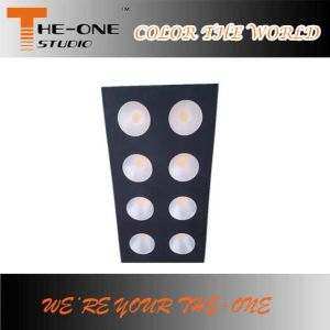 100W 8 Eyes COB LED Matrix Blinder Light pictures & photos