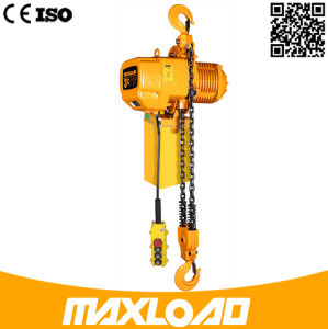 3t Single Speed Electric Chain Hoist with Hook