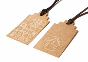 Well-Designed Good Texture Hang Tag for Clothing or Other Products pictures & photos